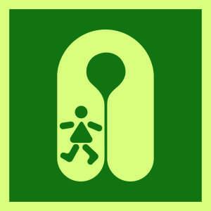 3511 - Childs lifejacket