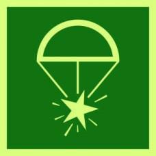 3517 - Rocket parachute flares