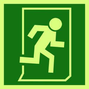 9286 - Running man symbol to right
