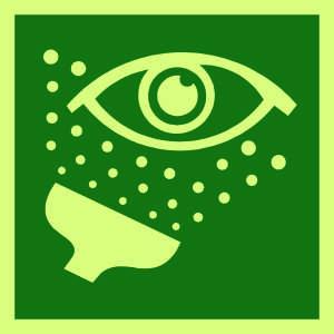 3522 - Emergency eye wash