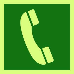 3523 - Emergency telephone