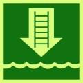 3504 - Embarkation ladder