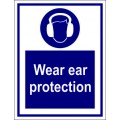 9004 KULAKLIK TAK - Wear ear protection
